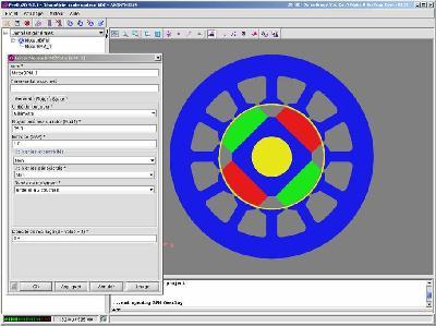 Flux Motor CAD