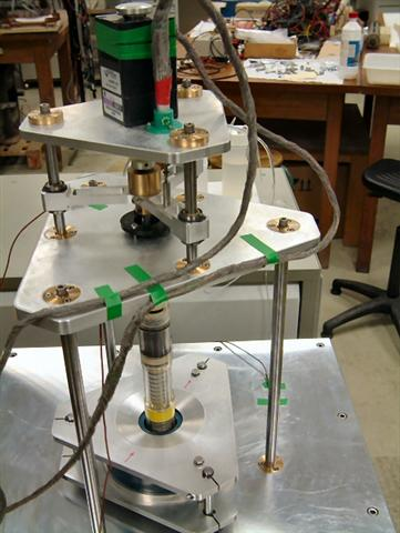 Démonstrateur réfrigération magnétique
