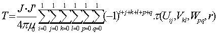 MADEA : J.P. Yonnet Aimants Equa 1